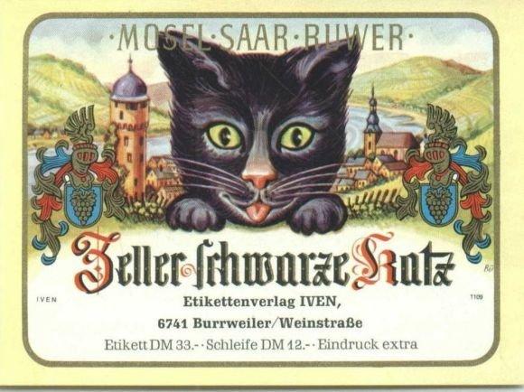 Zeller Schwarze Katz wine