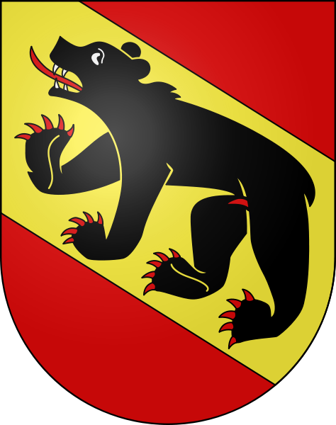 The coat of arms of the city of Bern