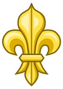 French Fleur de Lis