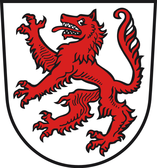 Different coat of arms and blazon