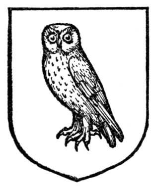 Image result for owl coat of arms